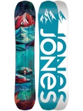 Image ofJones Snowboards Dream Catcher 151 2020 kuviotu