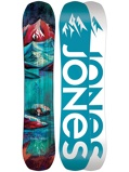Image ofJones Snowboards Dream Catcher 154 2020 kuviotu