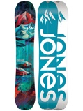 Image ofJones Snowboards Dream Catcher 151 Splitboard 2020 kuviotu