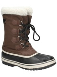 Image ofSorel 1964 Pac Nylon Shoes ruskea