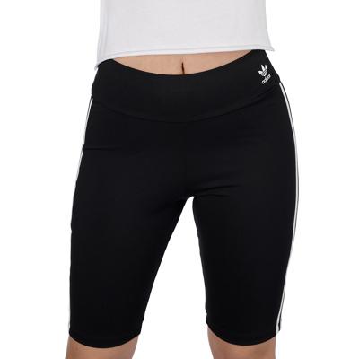 Image of adidas Originals Tight Shorts musta