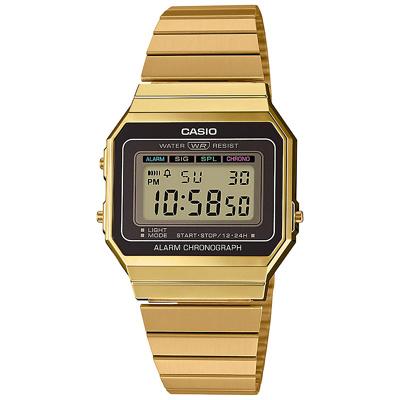 Image of Casio Edgy watch A700WEG-9AEF