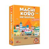 Afbeelding vanWhite Goblin Games uitbreiding Machi Koro: Metropool