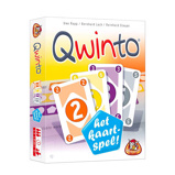Afbeelding vanWhite Goblin Games Qwinto het kaartspel