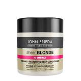Afbeelding vanJohn Frieda Sheer Blonde Hi Impact Vibrancy Restoring Deep Conditioner 150 ml