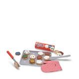 Afbeelding vanMelissa & Doug houten koekjesset 30 delig