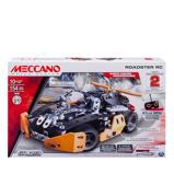 Afbeelding vanSpin Master Meccano Sports Roadster RC Zwart