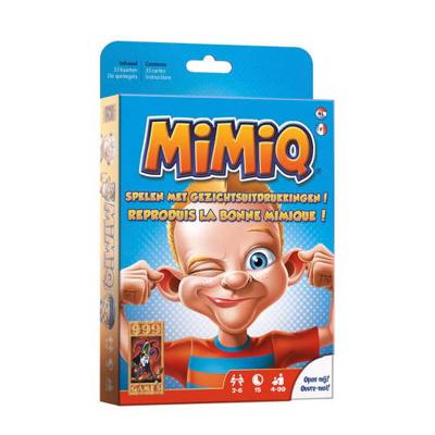 Afbeelding van 999 Games Mimiq kaartspel