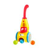 Afbeelding vanPlaygo Scoop a Ball werper geel 2995