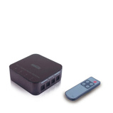Afbeelding vanMarmitek Connect TS41 Toslink Digital Audio Switch + remote