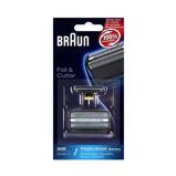 Afbeelding vanBraun combipack scheerapparaat zwart 4000/7000 series