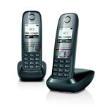 Afbeelding vanGigaset A475 Duo Zwart vaste telefoon