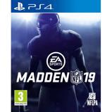Afbeelding vanMadden NFL 19 (PlayStation 4)