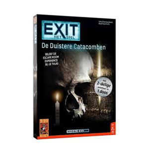 Afbeelding van 999 Games EXIT - De Duistere Catacomben denkspel denkspel
