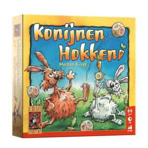 Afbeelding van 999 Games Konijnen Hokken dobbelspel