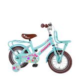 Afbeelding vanVolare Lovely Stars Kinderfiets Meisjes 12 inch Mint Blauw