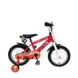 Afbeelding vanVolare Disney Cars Kinderfiets Jongens 14 inch Rood