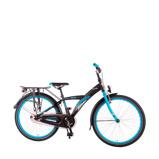 Afbeelding vanVolare Thombike City Kinderfiets Jongens 24 inch Zwart/Blauw