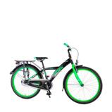 Afbeelding vanVolare Thombike City Kinderfiets Jongens 24 inch Zwart/Groen