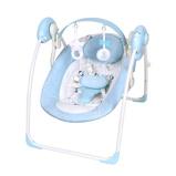 Afbeelding vanXadventure baby swing lichtblauw