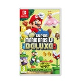 Afbeelding vanNew Super Mario Bros. U Deluxe Switch game