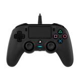 Afbeelding vanNacon PS4 Official Wired controller Zwart