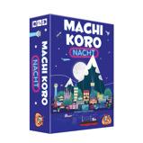 Afbeelding vanWhite Goblin Games uitbreiding Machi Koro: Nacht (NL)