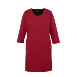 Afbeelding vanAdia jersey jurk rood