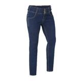 Afbeelding vanAdia high waist skinny jeans donkerblauw