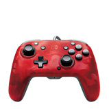 Afbeelding vanPDP Faceoff Deluxe+ Audio Wired Controller Red Camo