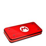 Afbeelding vanHori Nintendo Switch consolehoes aluminium Case Mario