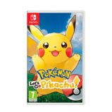 Afbeelding vanPokemon Let's Go Pikachu Switch game