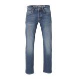 Afbeelding vanAmsterdenim loose fit jeans Klaas donker steen
