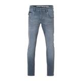 Afbeelding vanAmsterdenim slim fit jeans Johan 596 regenwolk