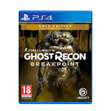 Afbeelding vanTom Clancy's Ghost Recon Breakpoint Gold edition (PlayStation 4)