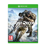 Afbeelding vanTom Clancy's Ghost Recon Breakpoint Standard edition (Xbox One)