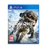 Afbeelding vanTom Clancy's Ghost Recon Breakpoint Standard edition (PlayStation 4)