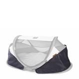 Afbeelding vanDERYAN Windscherm Baby Luxe 100x30x0,5 cm grijs