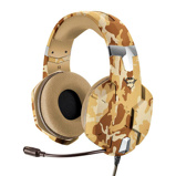 Afbeelding vanTrust GXT322D Carus Gaming Headset (Desert Camouflage)
