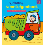 Afbeelding vanKiekeboe voertuigen voor de allerkleinsten 1-3 jaar - ZNU