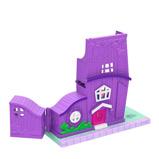 Afbeelding vanPolly Pocket het huis van 21 cm paars