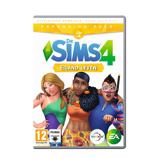 Afbeelding vanDe Sims 4: Eiland Leven Expansion Pack (code in a box) (PC)