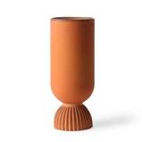 Afbeelding vanHkliving Rustic Vaas Oranje