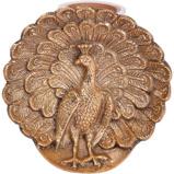 Afbeelding vanÀ la decoratie schaaltje Peacock (Ø12 cm)