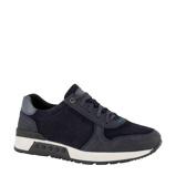 Afbeelding vanAM SHOE nubuck sneakers blauw