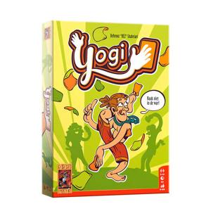 Afbeelding van 999 Games actie kaartspel Yogi