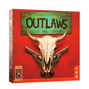 Afbeelding van 999 Games bordspel Outlaws