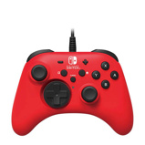 Afbeelding vanHORI Nintendo Switch Red Horipad Wired Gamepad controller