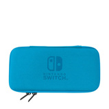 Afbeelding vanHori Slim Tough Pouch Blue (Nintendo Switch Lite)