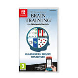Afbeelding vanNintendo Switch Dr. Kawashima's Braintraining game